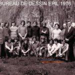 1976-Bureau de dessin
