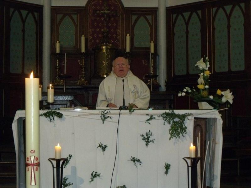 Le Père Jean-Marie BONNIEZ (49ème promotion)