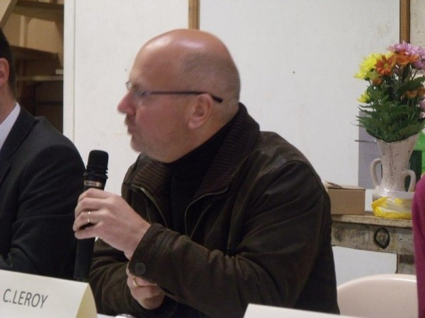 Christophe LEROY - Directeur du Groupe OZANAM - EPIL