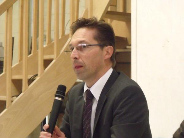 Didier GAMANT - Directeur EPIL