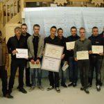 2013 - Bac Pro Electrotechnique énergie