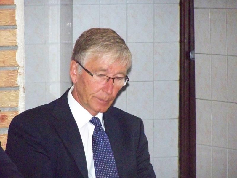 Patrick Dahlem - 1er Vice Président de l'Amicale