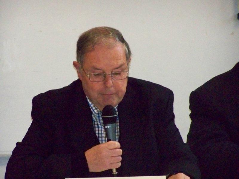 Daniel Dehon - Trésorier de l'Amicale