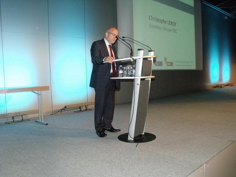Christophe LEROY - Directeur du Groupe Ozanam-EPIL