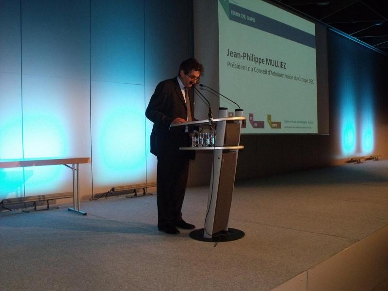 Jean-Philippe MULLIEZ - Président du CA du Groupe OEC