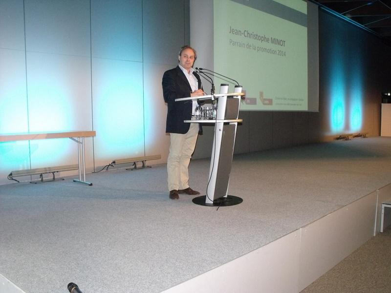 Jean-Christophe MINOT - PDG Aéroport Lille-Lesquin