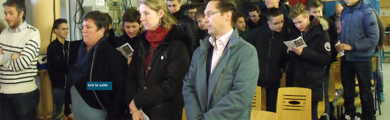 Matinée Saint-Eloi le 1er décembre 2016 à l'EPIL