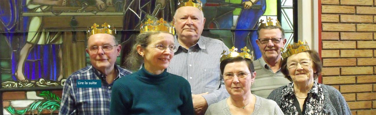 Galette des Rois et échange de Vœux le 14 janvier 2017