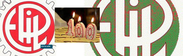 Centenaire de l'Amicale des Anciens de l'EPIL
