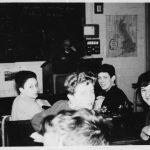 Avec l'abbé Debuchy en 1963