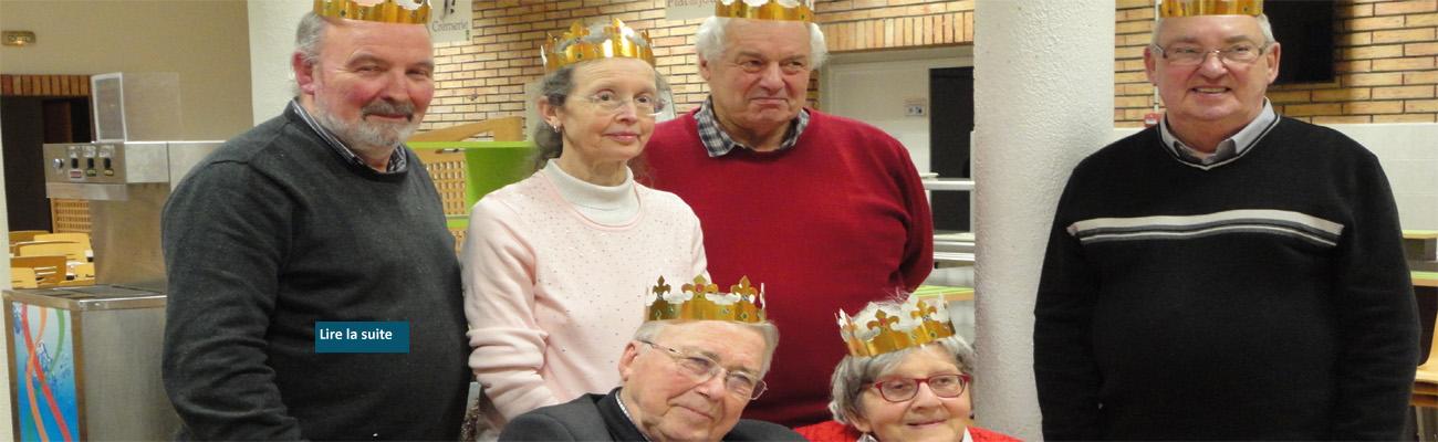 Galette des Rois le 12 janvier 2019