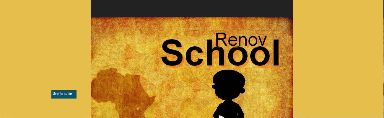 Projet Renov'School au Sénégal