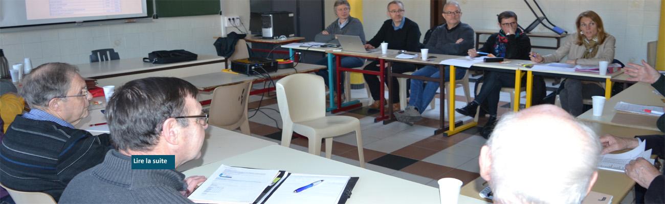 """Réunion d'information des """"collecteurs"""" de la taxe d'apprentissage"""