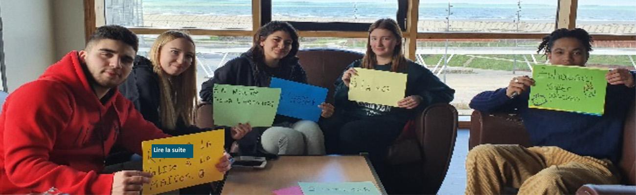 Echange Franco-Allemand pour des jeunes de l'EPIL